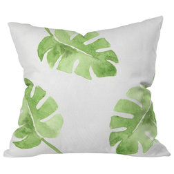 Tropical Outdoor Cushions And Pillows by Deny Designs