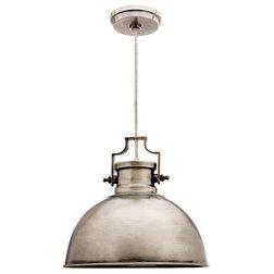 Industrial Pendant Lighting by Lighting New York