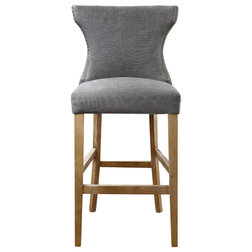Beach Style Bar Stools And Counter Stools by Hansen Wholesale