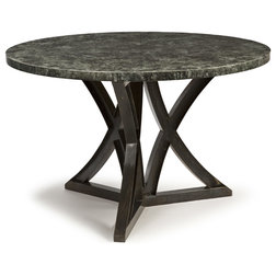 Fresh Industrial Dining Tables by Kathy Kuo Home