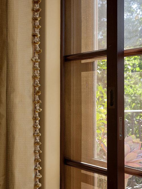Example Of A Tuscan Home Design Design In San Francisco. Save Photo.  Alderson Construction · 2 Reviews · Pocket Screen Door