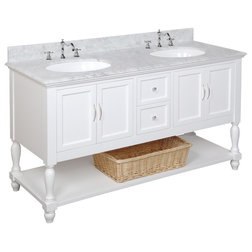 Tropical Bathroom Vanities And Sink Consoles by Kitchen Bath Collection