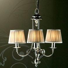 50 most popular sydney chandeliers find chandeliers online for 2018 zoya 3 light nickel chandelier chandeliers aloadofball Image collections