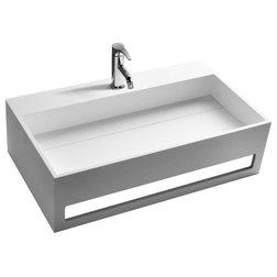 Marvelous Modern Bathroom Sinks by ADM Bathroom Design