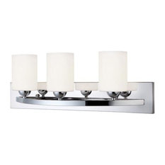 Canarm Hampton Chrome 3-Light Vanity