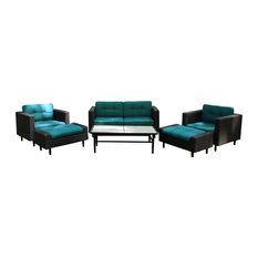 Wright Outdoor 6-Piece Outdoor Seating Set