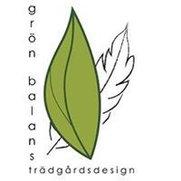Grön Balans Trädgårdsdesigns foto