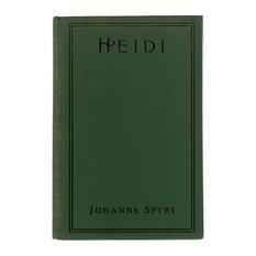 "1901 ""Heidi"" by H. A. Melcon"