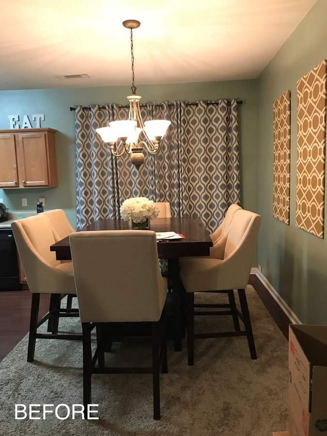 Norcross Home Staging Project