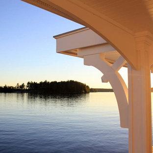 Boathouse on Lake Muskoka