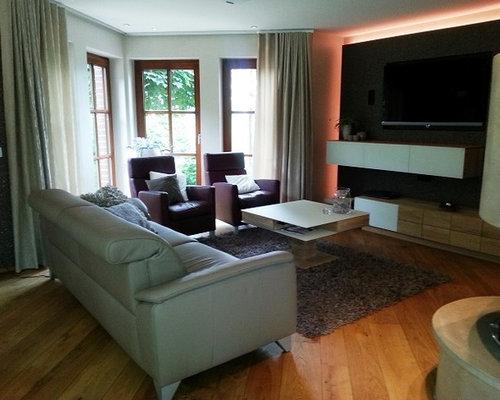 Raumdesign Wohnzimmer Modern ~ Kreative Bilder für zu Hause Design-Inspiration