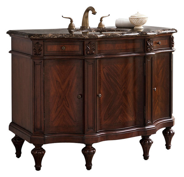 Ambella Home Collection Empire Sink Chest