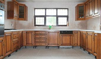Kitchen Restoration Project October 2018