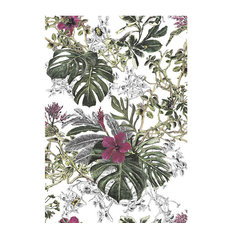 Summer Tropical Bloom Wallpaper
