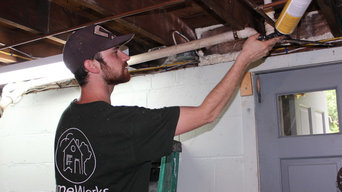 Home Energy Assessment and Insulation/Weatherization