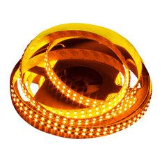 Eco 3528 Double Row 96W LED Strip Light, Amber