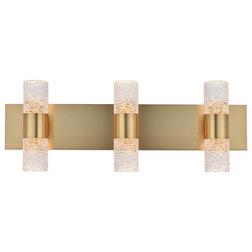Contemporary Bathroom Vanity Lighting by Elegant Furniture & Lighting