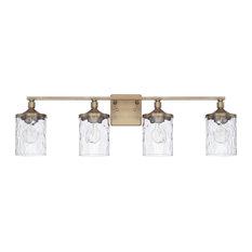 50 Most Popular Brass Bathroom Vanity Lights For 2019 Houzz