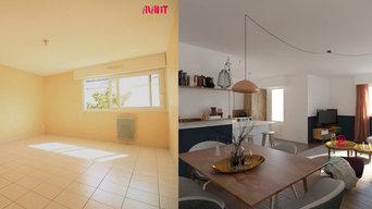 L'appartement de Mademoiselle R.