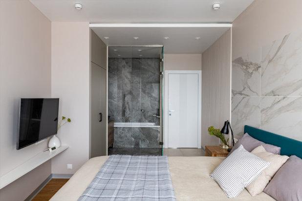 Современный Спальня by Pogorelova Olga Designer