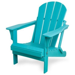 Contemporary Adirondack Chairs by Shop Chimney