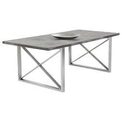 Vintage Industrial Dining Tables by ARTEFAC