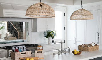 Natural Textures in the Kitchen