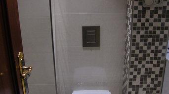 Baño en Karmelo Torre