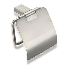 Benidorm Toilet Paper Holder, Brushed Nickel