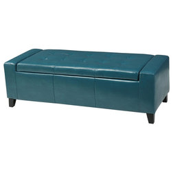 Contemporary Accent And Storage Benches by GDFStudio