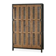 Industrial Storage Cabinets   Houzz
