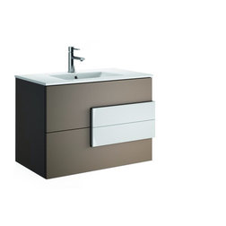 Ideal Modern Bathroom Vanities And Sink Consoles by Concept Design Products