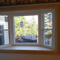Bay Window and Double Hung Window Replacement in Landisville PA - Windows