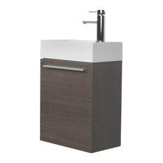 12 Inch Deep Bathroom Vanities Houzz