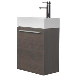 Fabulous Contemporary Bathroom Vanities And Sink Consoles by ConceptBaths