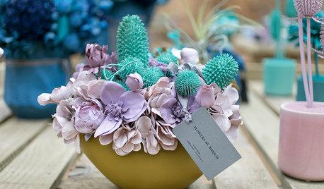 Houzz TV: Descubre la floristería creativa de 'Flowers by Bornay'