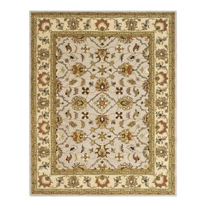 Dynamic Rugs Essence 55780 130 Ivory Red Rug