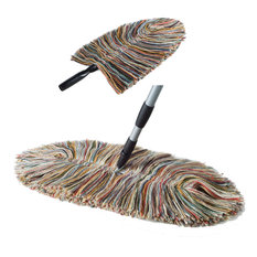 Wooly Mammoth & Wool Duster with Telescoping Handle
