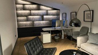 Commercial Office Renovation - East Kilbride