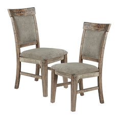 Oliver Dining Side Chairs, Set of 2