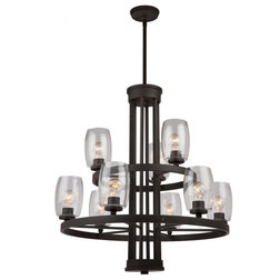 Ideal Transitional Chandeliers by ARTCRAFT Lighting