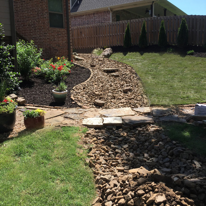 Dry River Bed Project