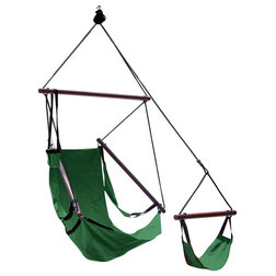 Contemporary Hammocks And Swing Chairs by Crosslinks