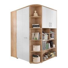 Schlafzimmerschrank modern  Modern Kleiderschränke: Schwebetürenschrank & Schlafzimmerschrank ...