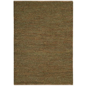 Soumak Green Rectangular Rug, 160x230 cm