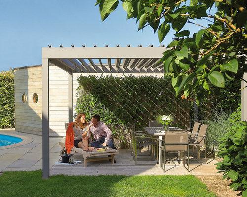 P rgolas para terrazas y jardines - Pergolas para jardines ...