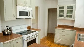 1950 Vintage Midcentury kitchen