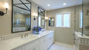 Beverly Hills Master Bathroom.