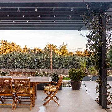 Casa Jara, en Hoyo de Manzanares (nuevas)