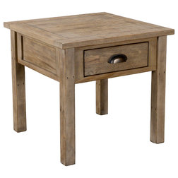Rustic Side Tables And End Tables by Kosas